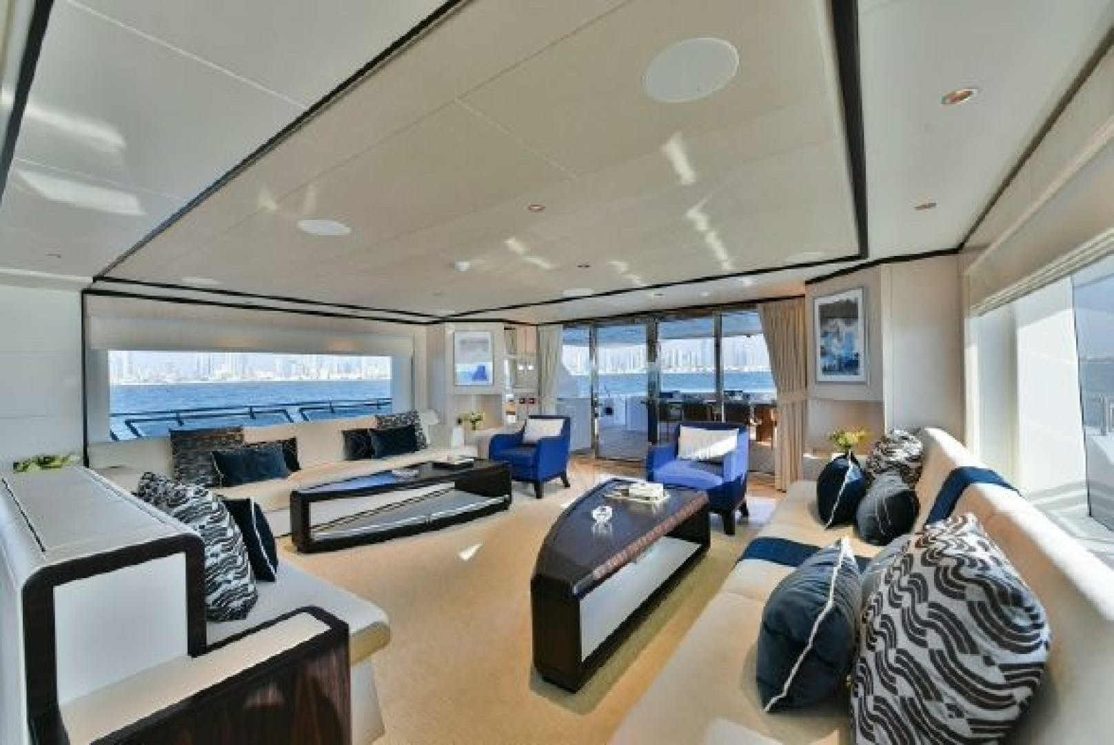 2022 Majesty Yachts 122' 120  | Picture 2 of 75