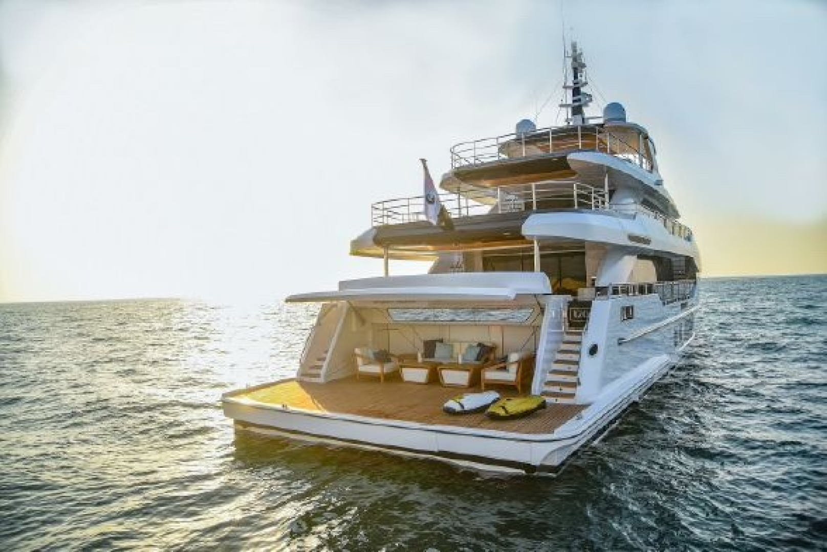 2022 Majesty Yachts 122' 120  | Picture 3 of 75