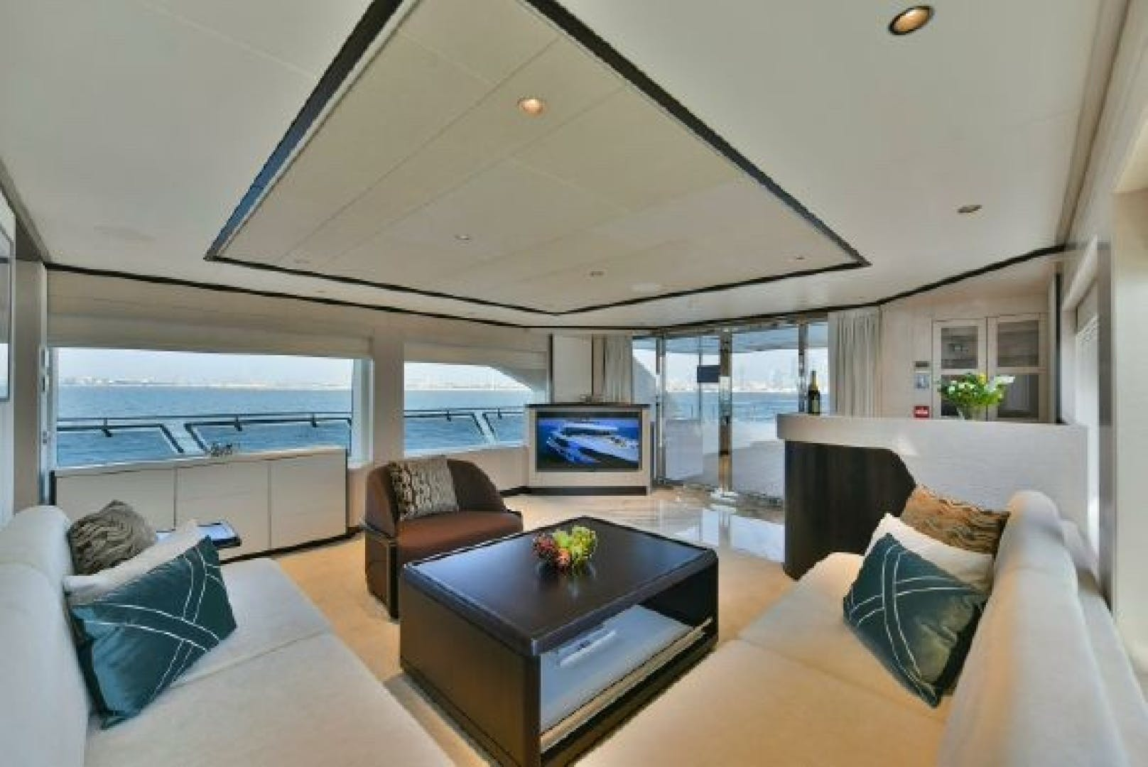 2022 Majesty Yachts 122' 120  | Picture 8 of 75