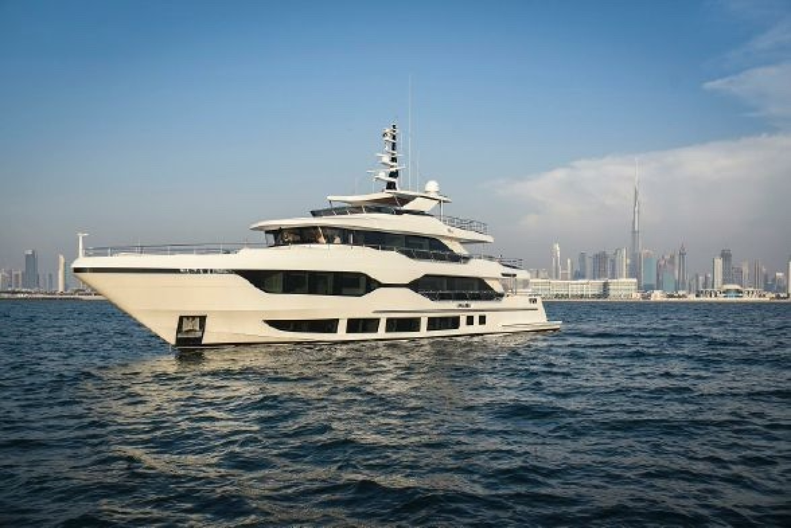 2022 Majesty Yachts 122' 120