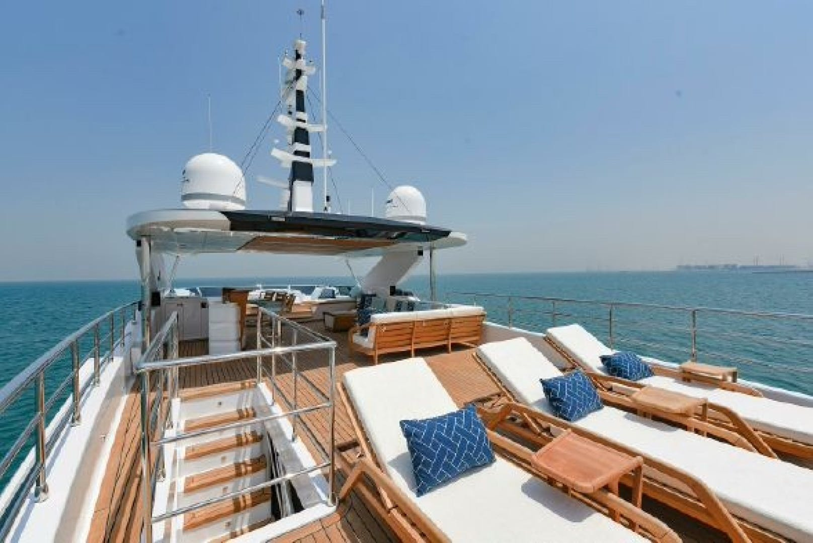 2022 Majesty Yachts 122' 120  | Picture 4 of 75