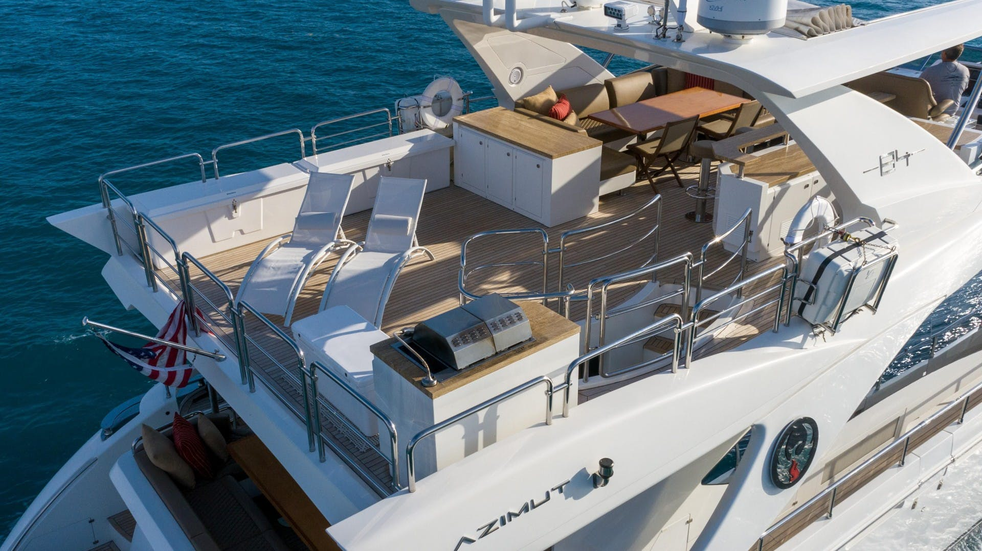 2014 Azimut 84' Flybridge PHOENIX | Picture 5 of 141