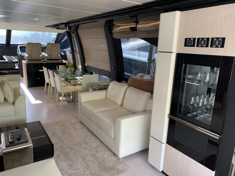 2018 Azimut 72' Flybridge Amalfi   Picture 3 of 152