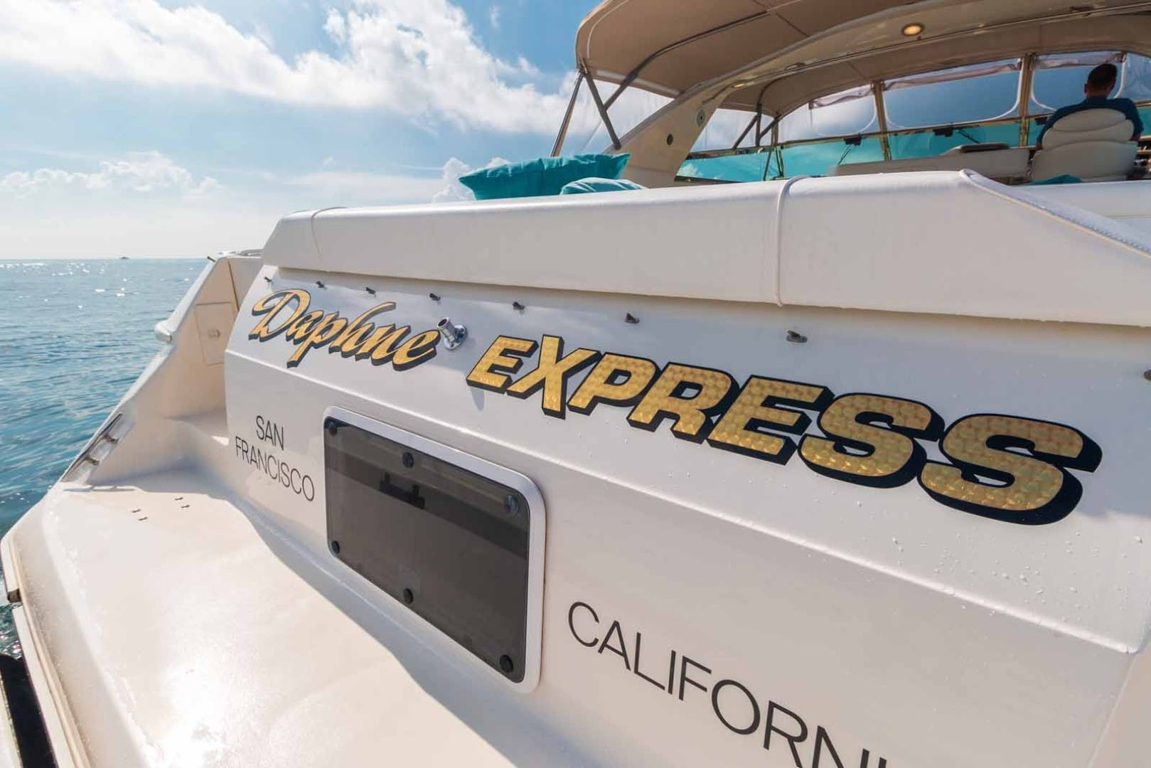1999 Sea Ray 63' Super Sun Sport DAPHNE EXPRESS | Picture 5 of 44