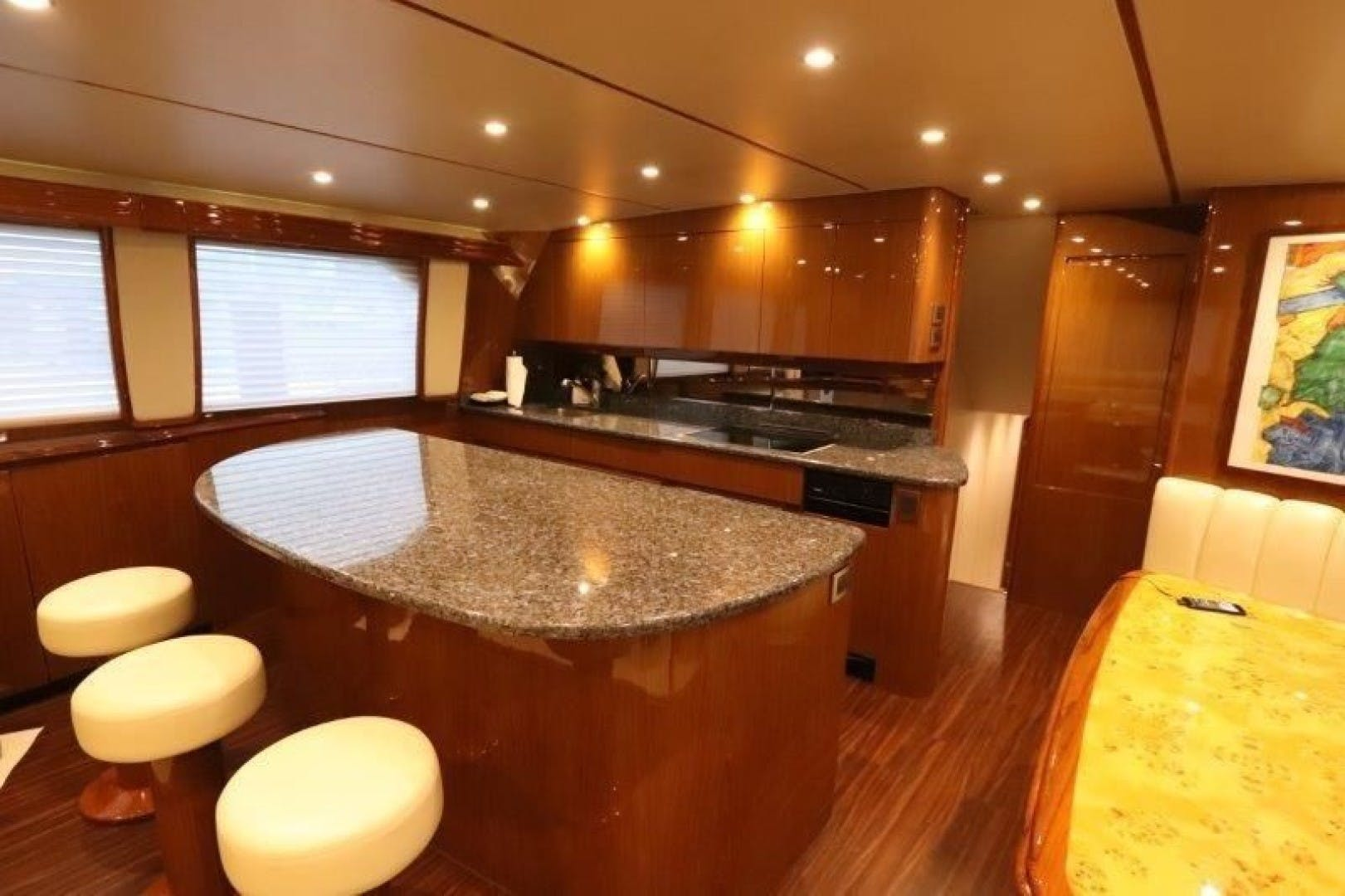 2011 Viking 76' 76 Convertible  | Picture 8 of 39