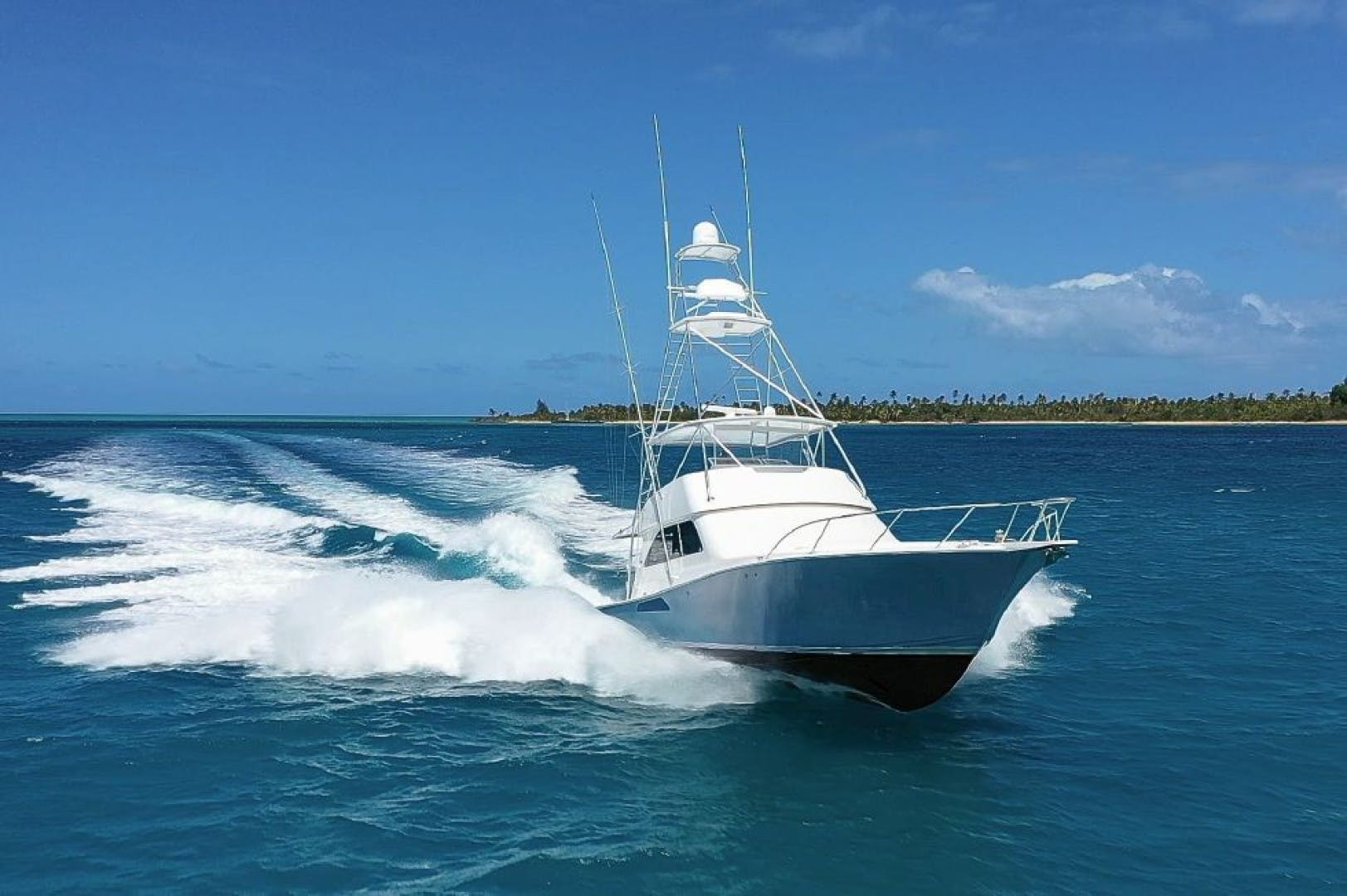 2006 Viking 61'  NICAMI   Picture 2 of 42