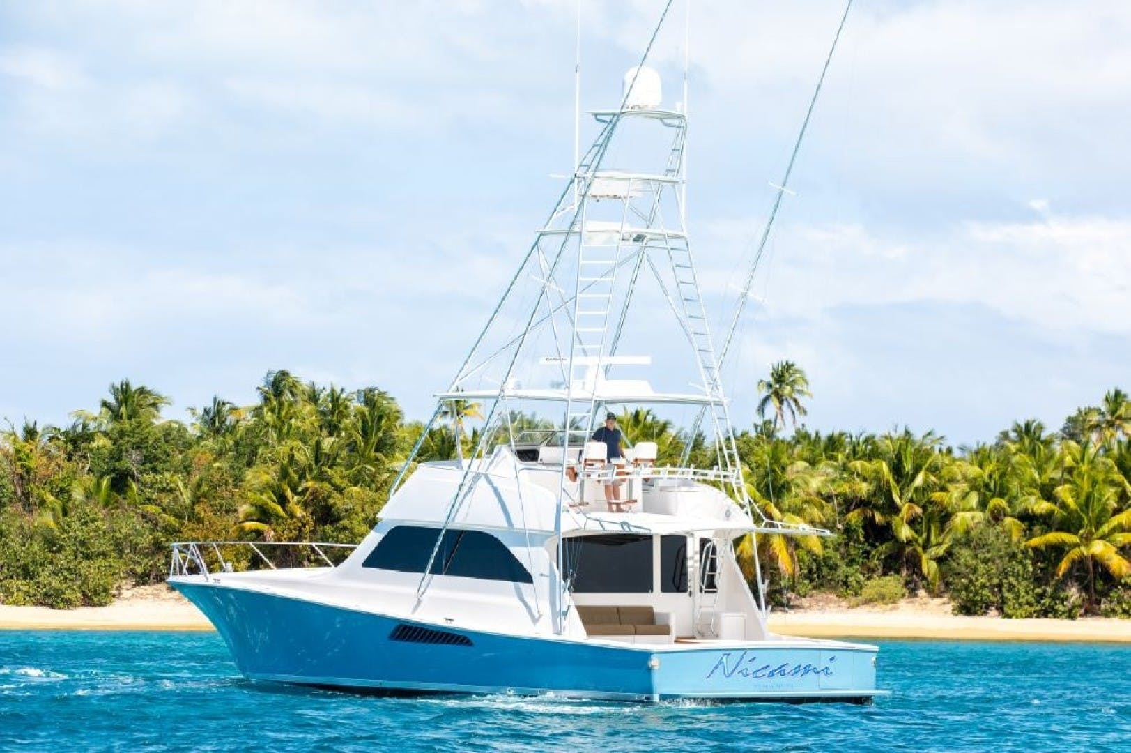 2006 Viking 61'  NICAMI   Picture 4 of 42