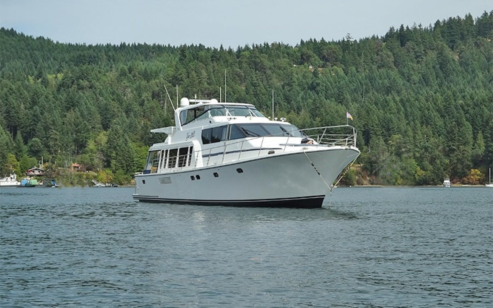 2004 Pacific Mariner 70' 65 Diamond TIGER LILLI NAME RESERVED | Picture 3 of 51