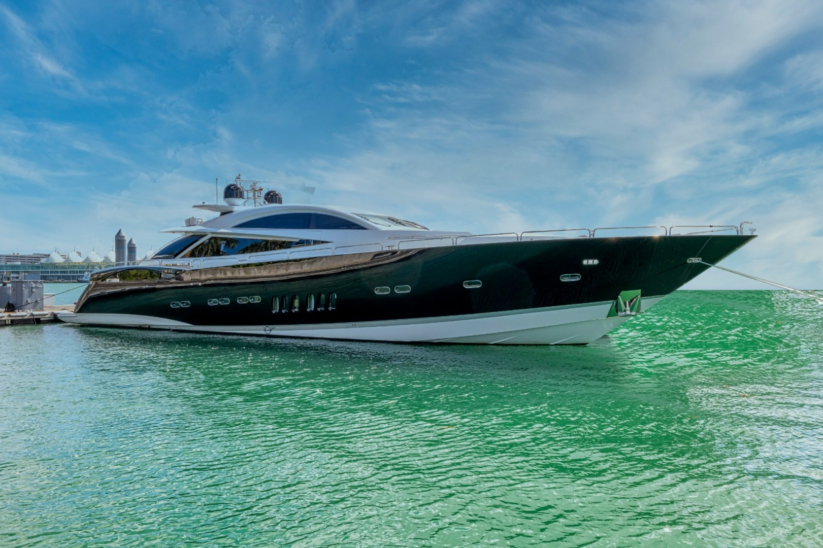 "2008 Sunseeker 108' Predator ""Sky Fall"""