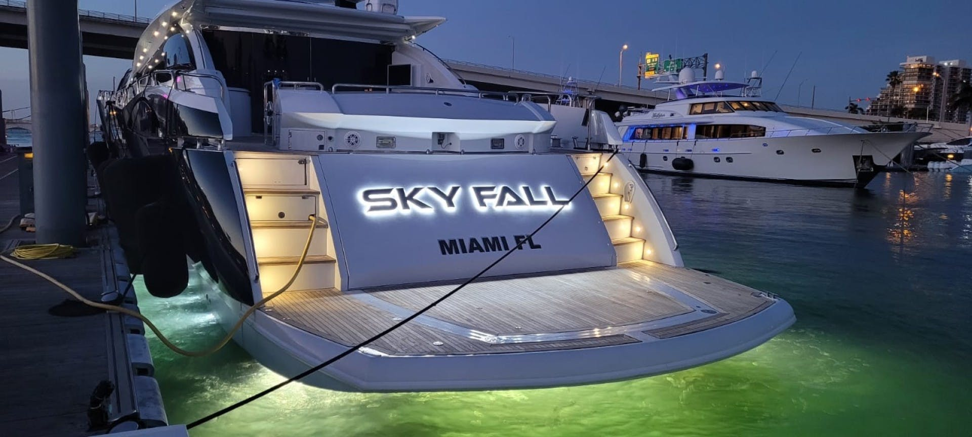 2008 Sunseeker 108' Predator Sky Fall | Picture 5 of 53