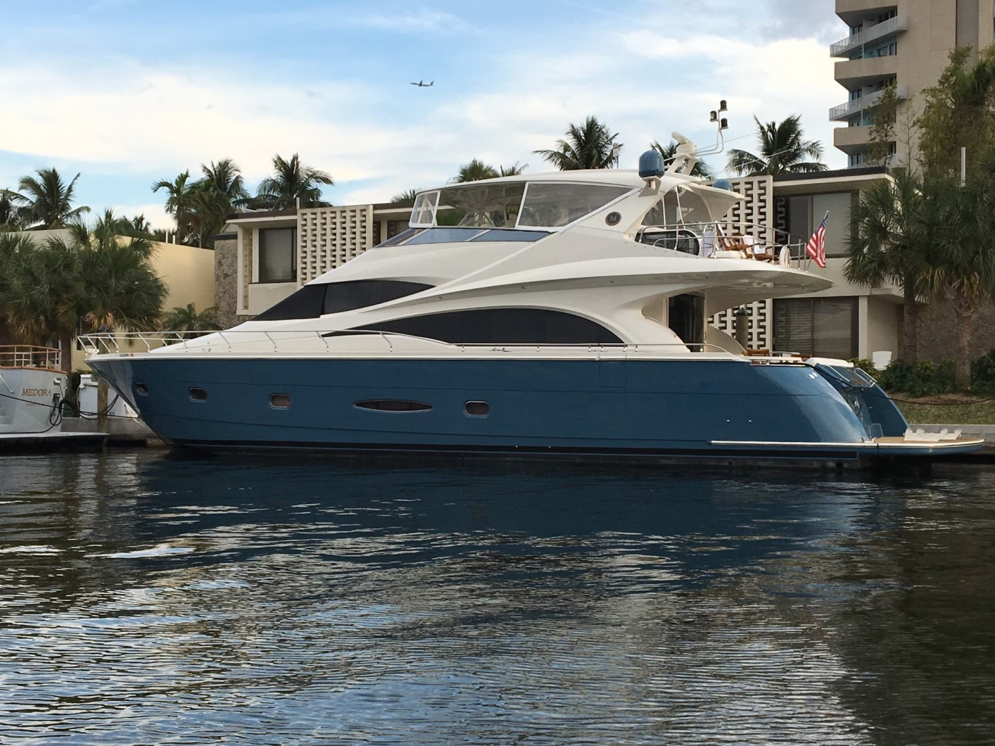 65' Marquis 2006 Motor Yachts Roweboat