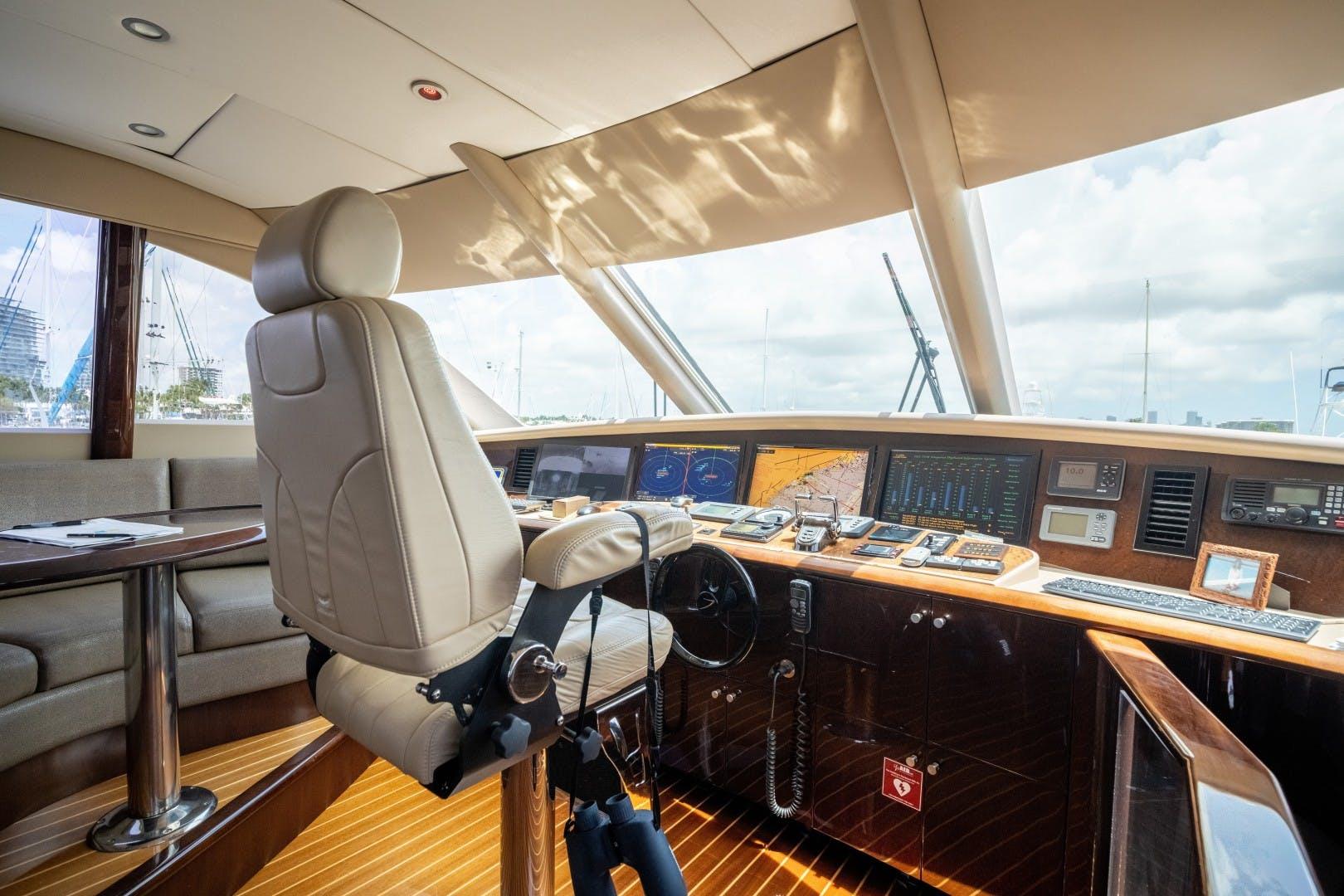 2009 Lazzara Yachts 84' Motor Yachts LA BALSITA | Picture 6 of 64
