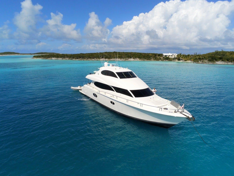 2009 Lazzara Yachts 84' Motor Yachts LA BALSITA | Picture 4 of 64