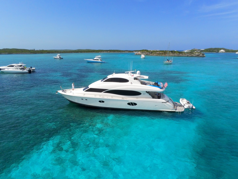 "2009 Lazzara Yachts 84' Motor Yachts ""LA BALSITA"""