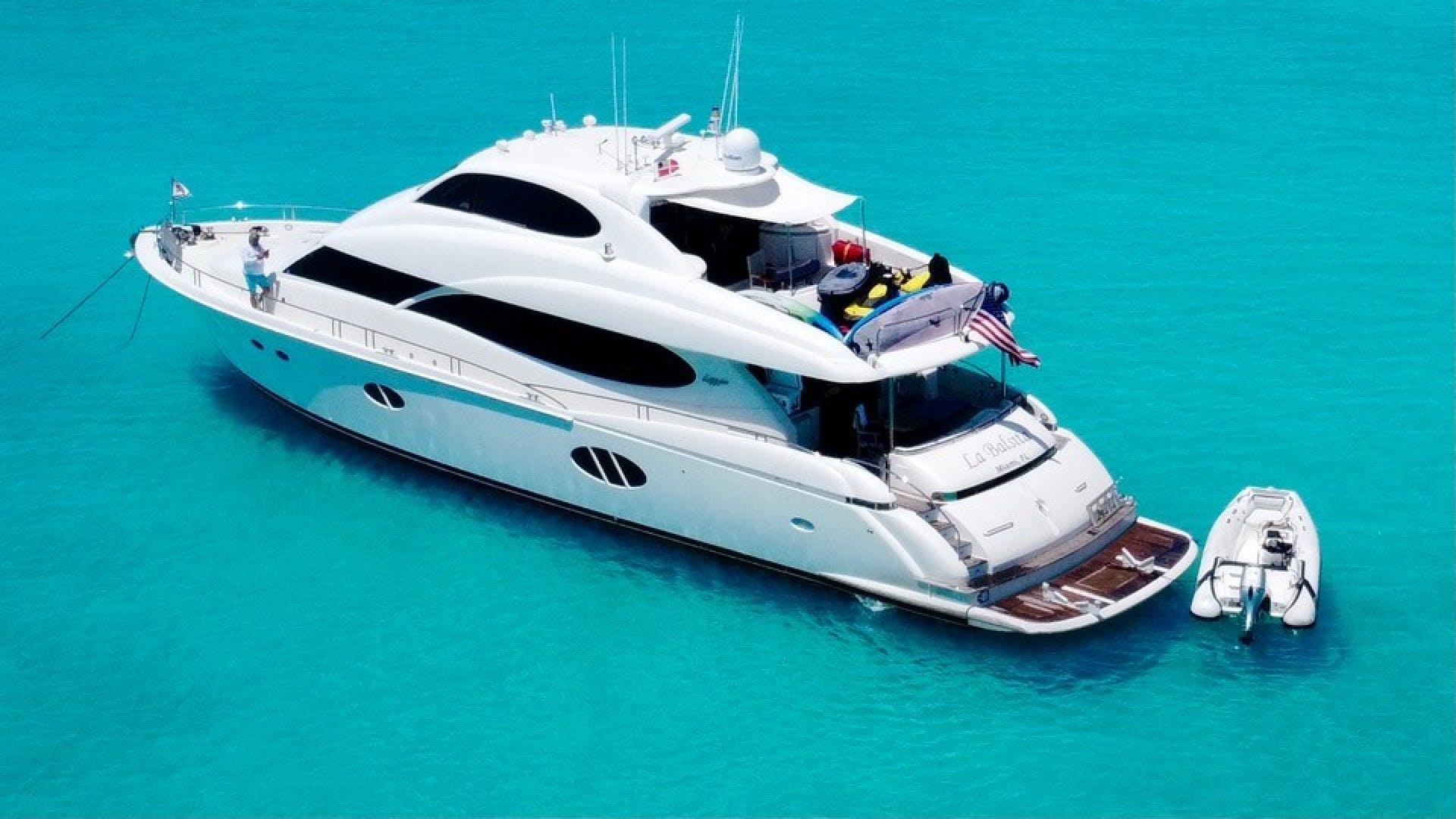 2009 Lazzara Yachts 84' Motor Yachts LA BALSITA | Picture 3 of 64