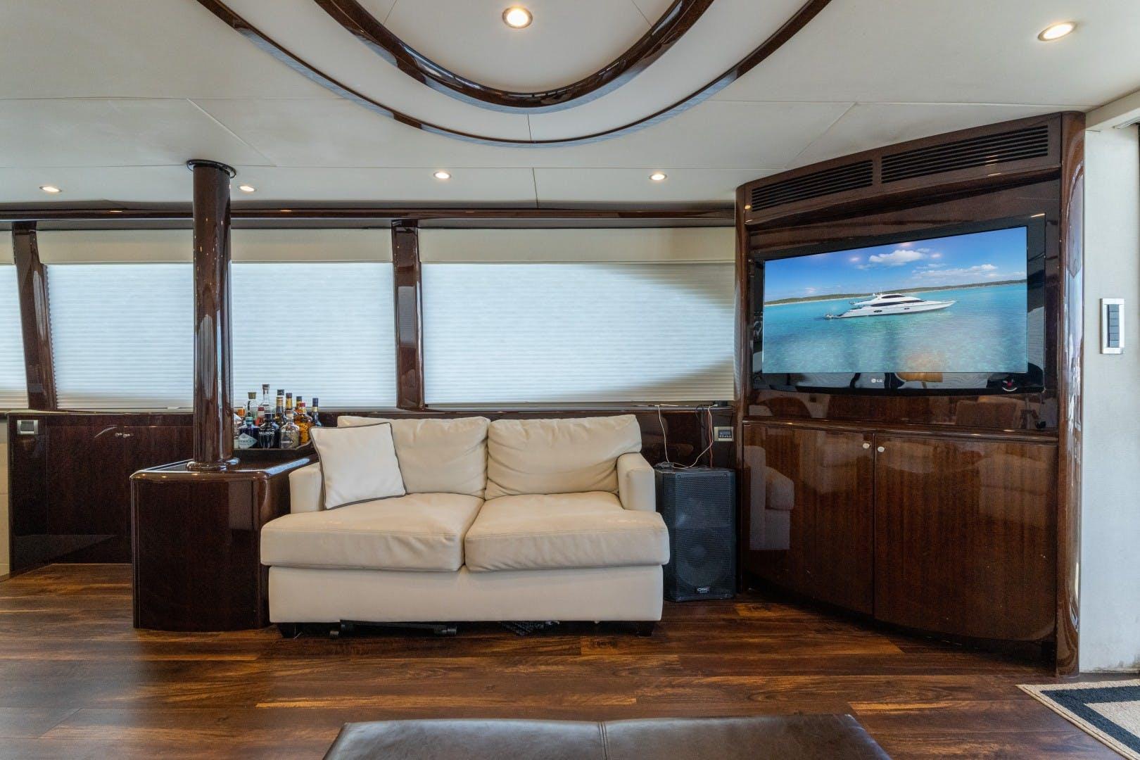 2009 Lazzara Yachts 84' Motor Yachts LA BALSITA | Picture 1 of 64