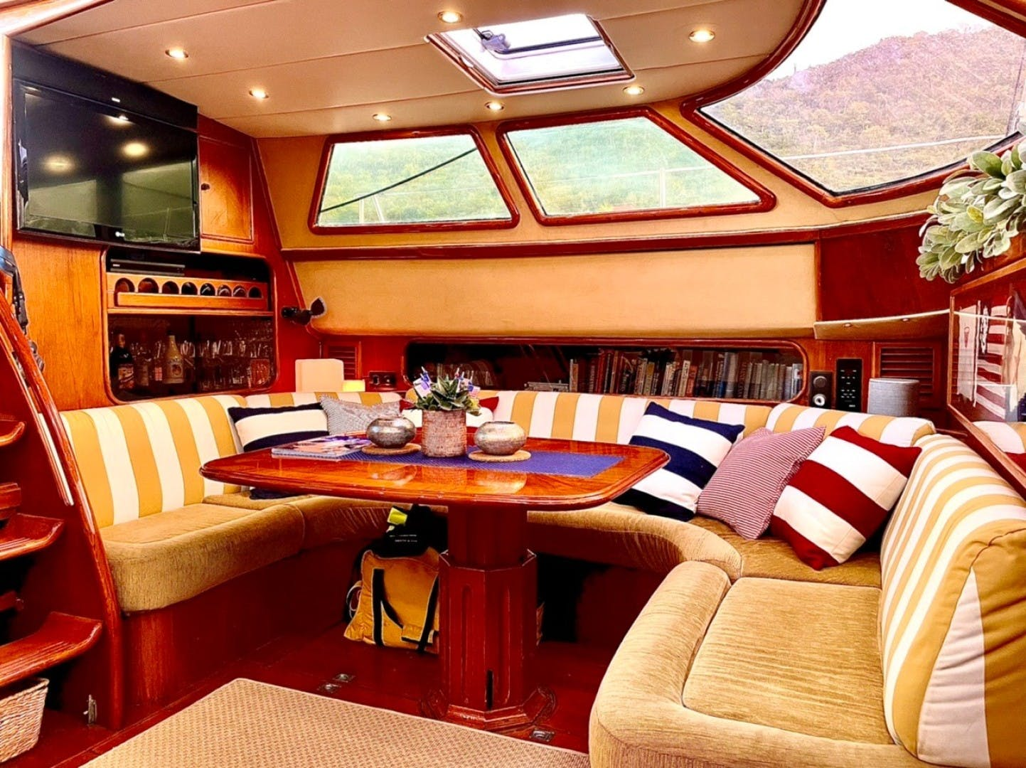 1985 Belliure 67' Performance Sailboat HIGH SPIRITS | Picture 7 of 18