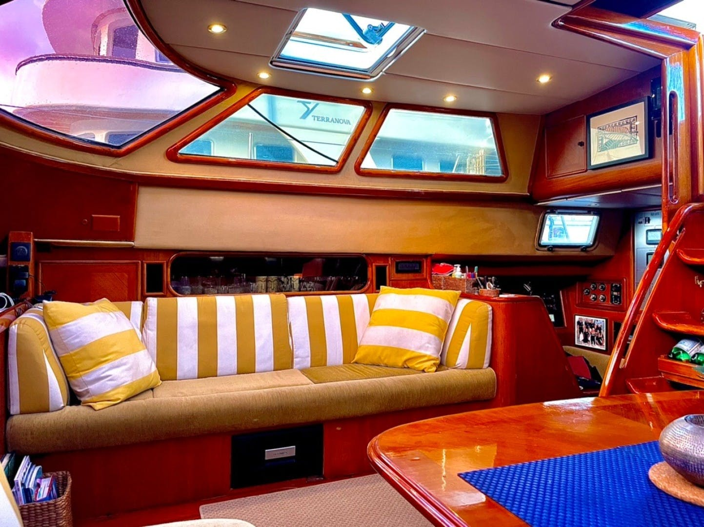 1985 Belliure 67' Performance Sailboat HIGH SPIRITS | Picture 8 of 18