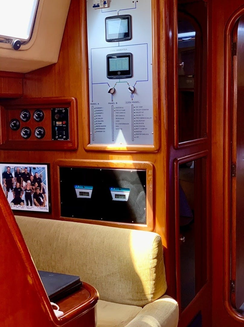 1985 Belliure 67' Performance Sailboat HIGH SPIRITS | Picture 4 of 18