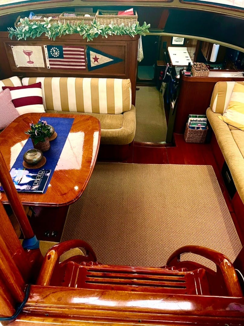 1985 Belliure 67' Performance Sailboat HIGH SPIRITS | Picture 6 of 18