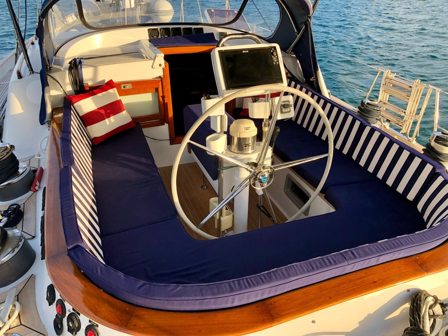 1985 Belliure 67' Performance Sailboat HIGH SPIRITS | Picture 3 of 18