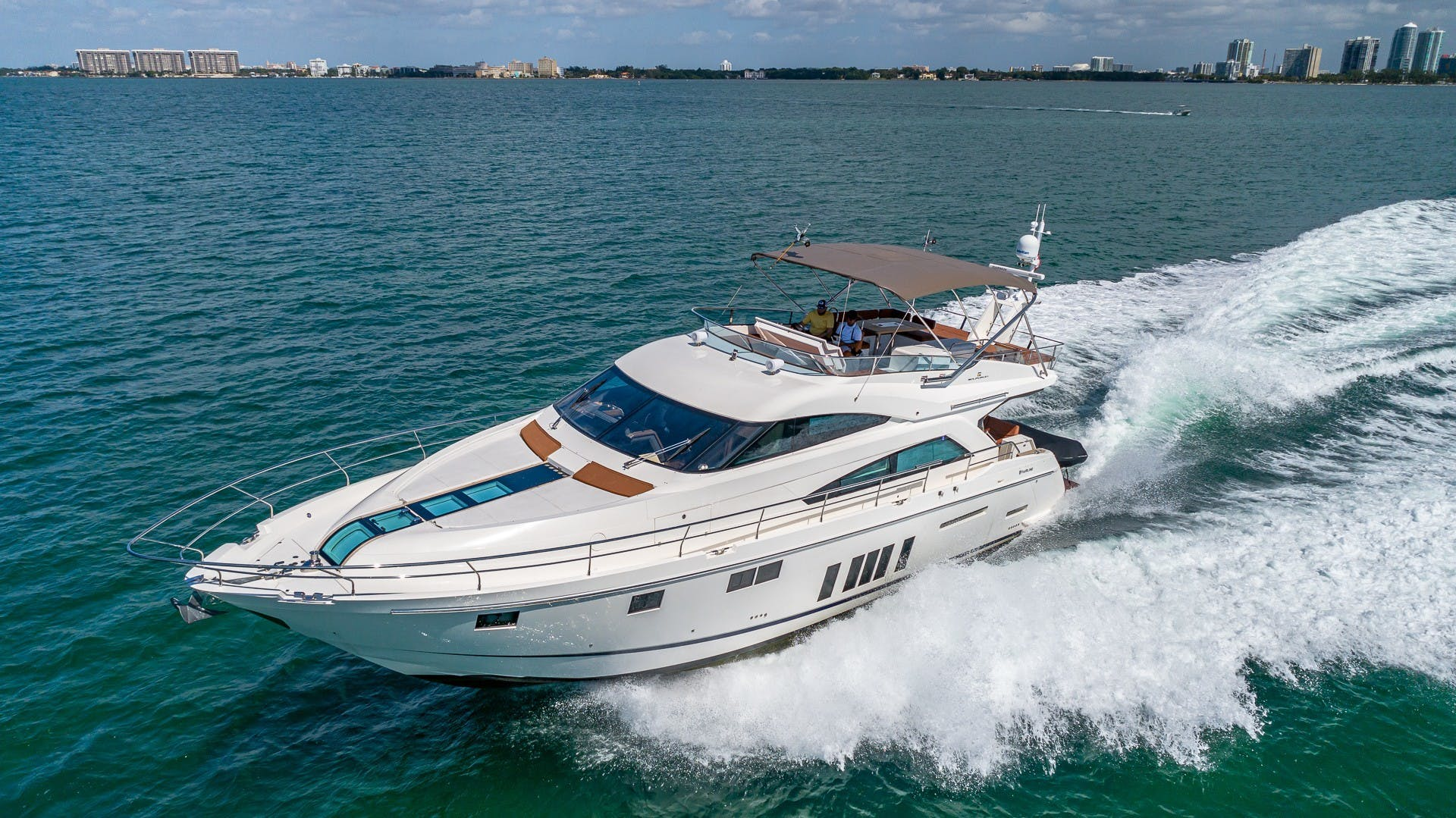 2015 Fairline 65' Squadron Blessed | Picture 5 of 61