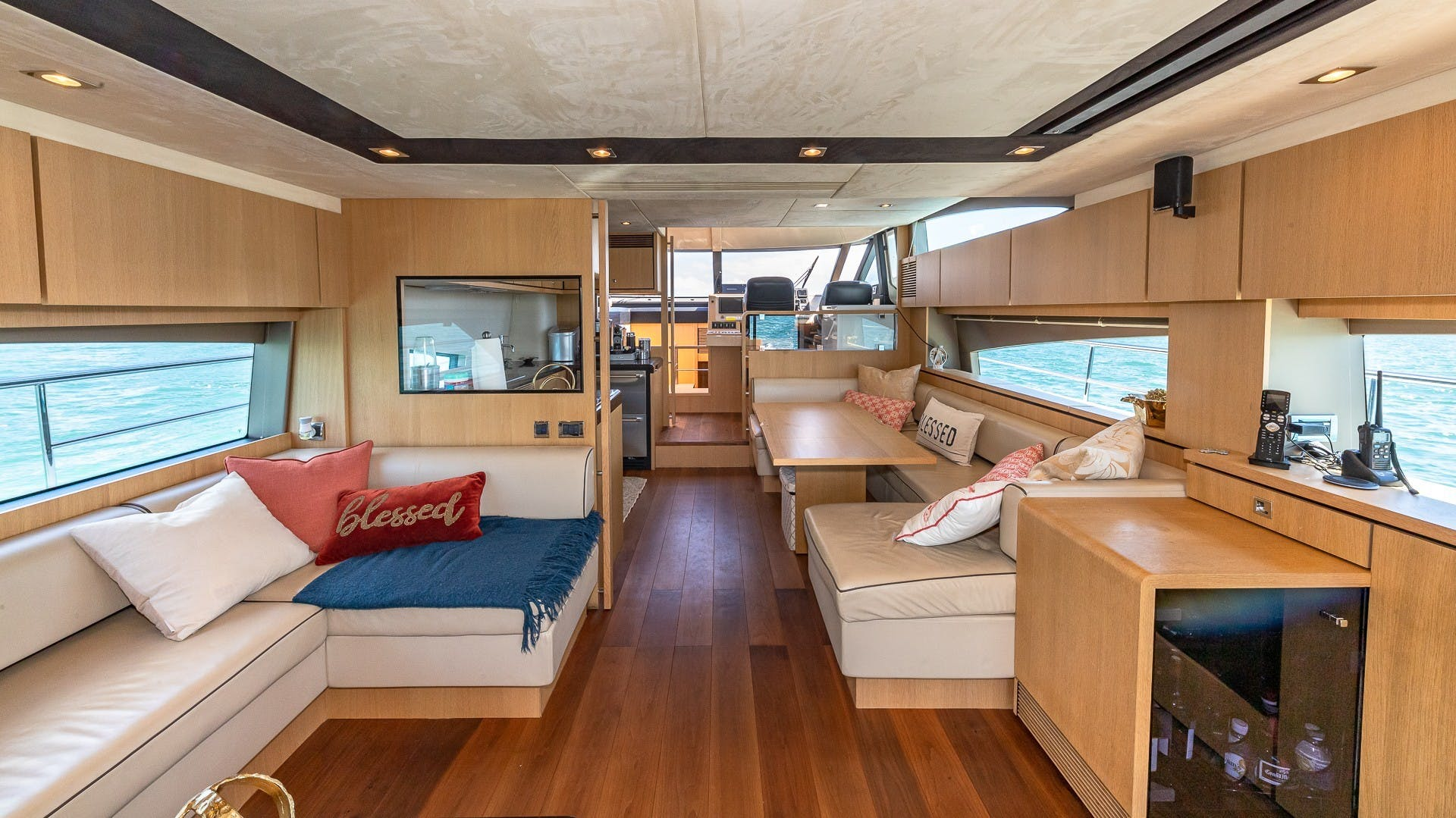 2015 Fairline 65' Squadron Blessed | Picture 7 of 61