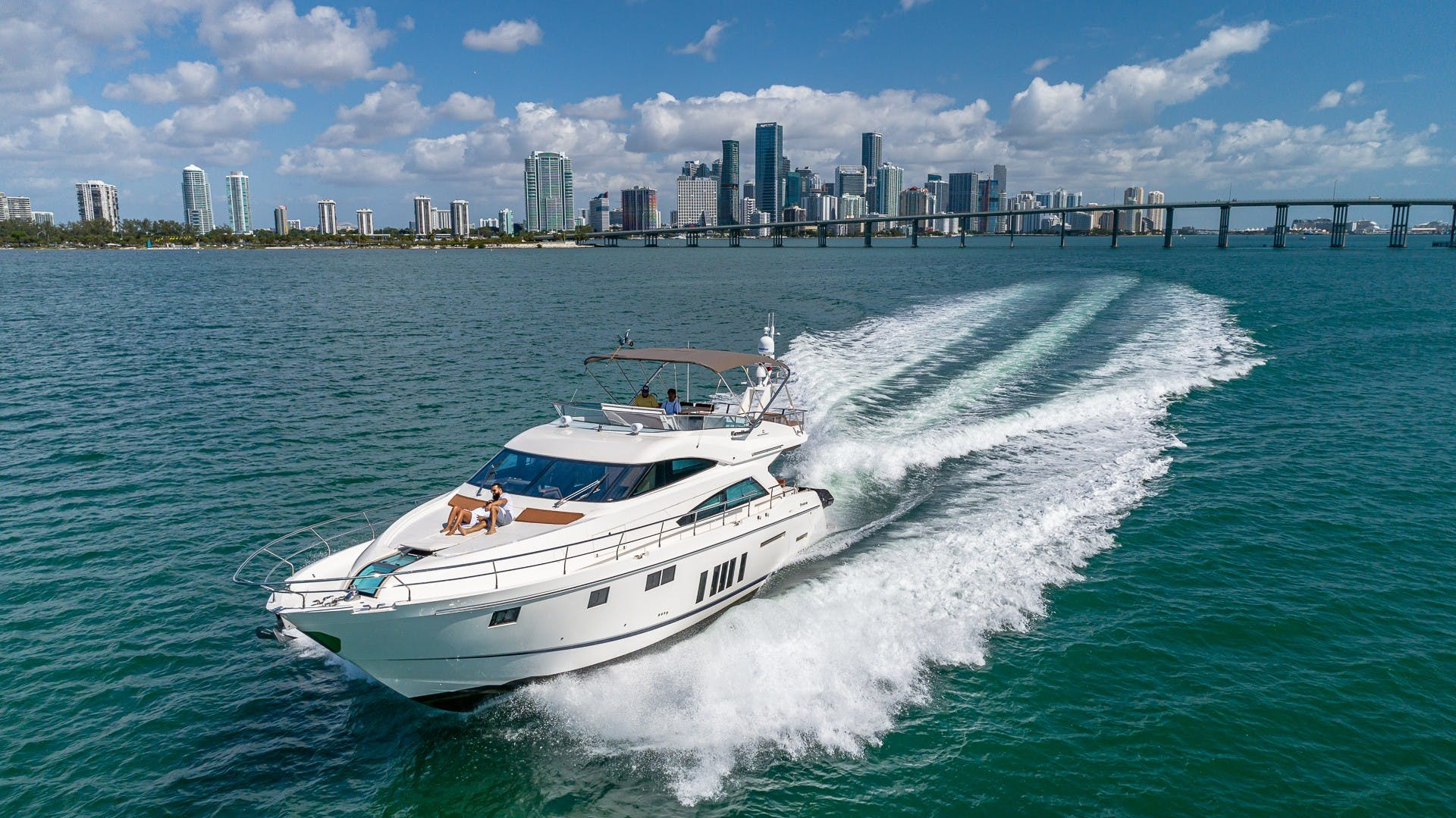 2015 Fairline 65' Squadron Blessed | Picture 2 of 61