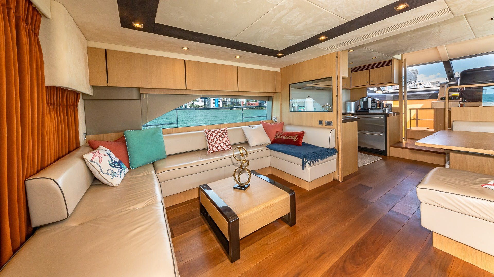 2015 Fairline 65' Squadron Blessed | Picture 6 of 61