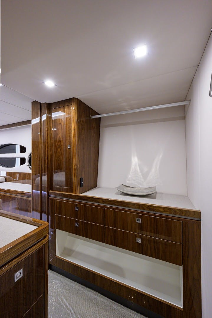 2021 Riviera 60' 6000 Sport Yacht Platinum Edition  | Picture 3 of 75