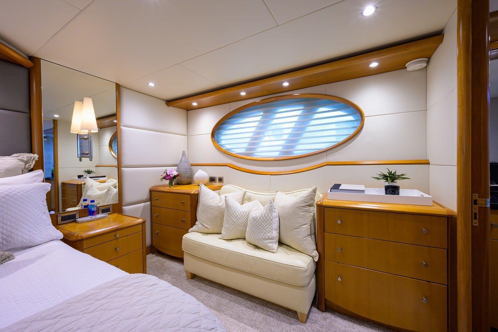 2008 Lazzara Yachts 84' Open Bridge LIVING THE DREAM | Picture 3 of 55