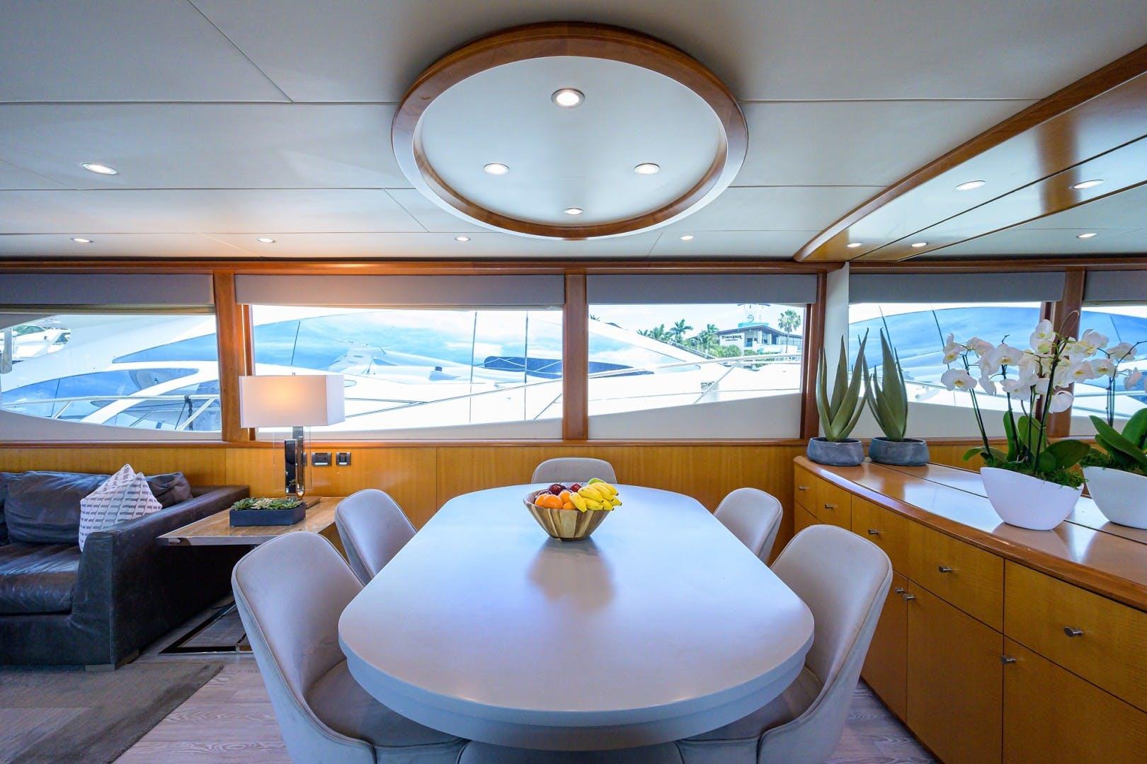 2008 Lazzara Yachts 84' Open Bridge LIVING THE DREAM | Picture 7 of 55