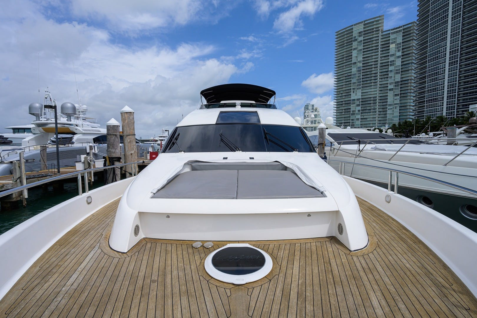 2008 Lazzara Yachts 84' Open Bridge LIVING THE DREAM | Picture 2 of 55