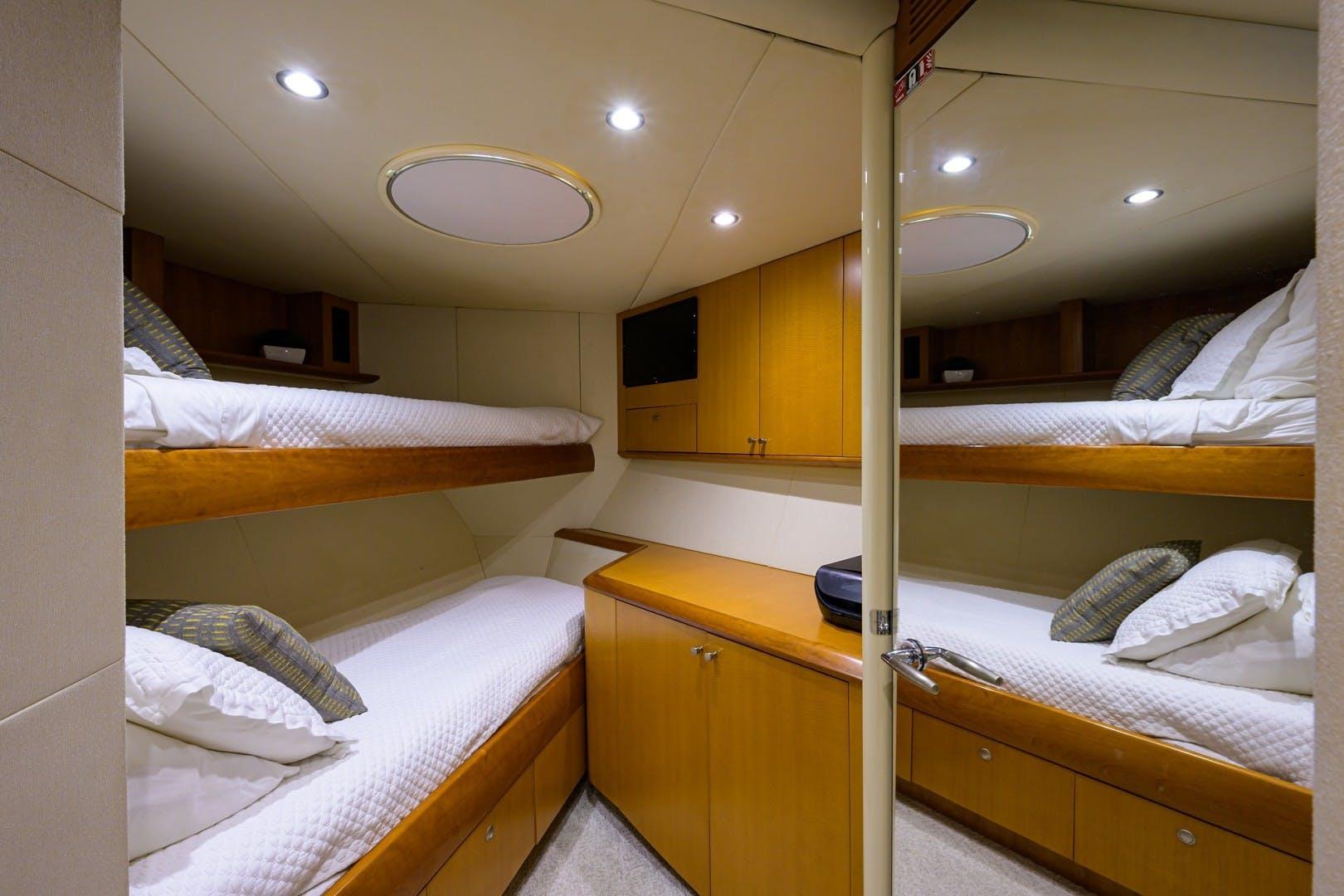 2008 Lazzara Yachts 84' Open Bridge LIVING THE DREAM | Picture 6 of 55