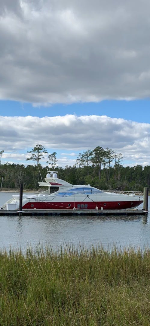 2007 Azimut 68' 68S    Picture 1 of 5