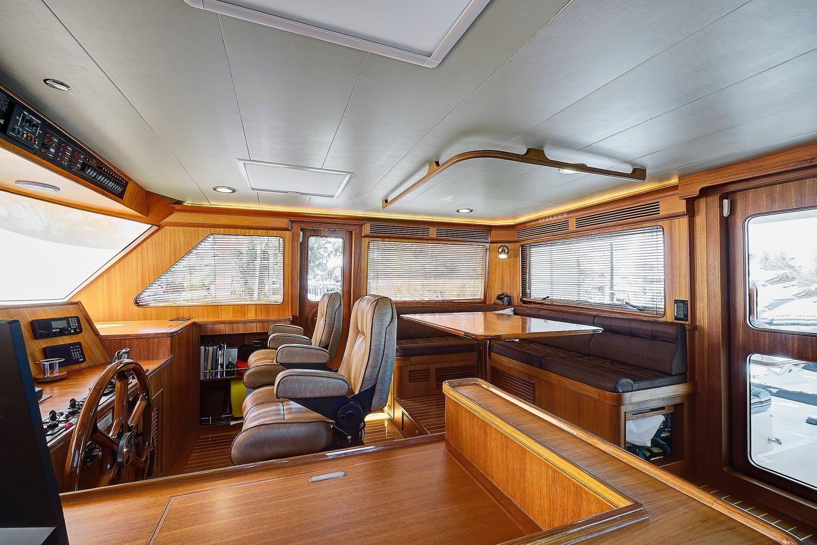 2017 Marlow 77' Explorer  Joan's Rondevous | Picture 7 of 76