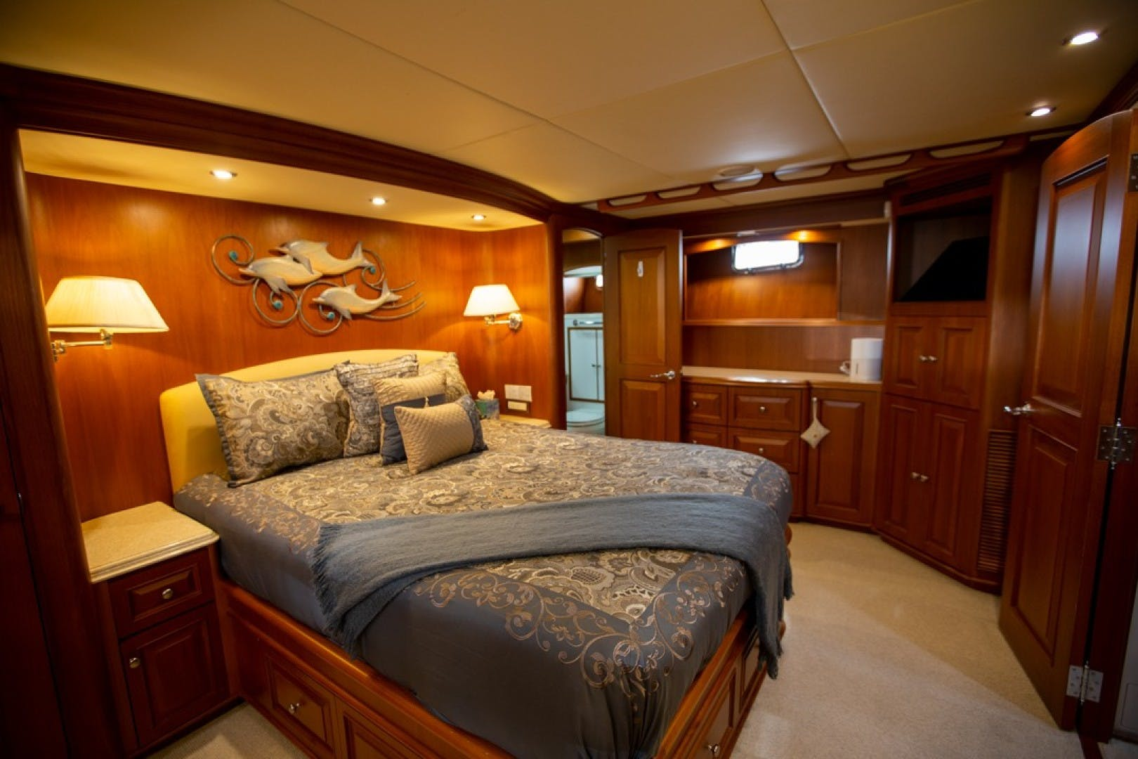 2002 Grand Banks 64' 64 Aleutian RP Name Reserved   Picture 8 of 67