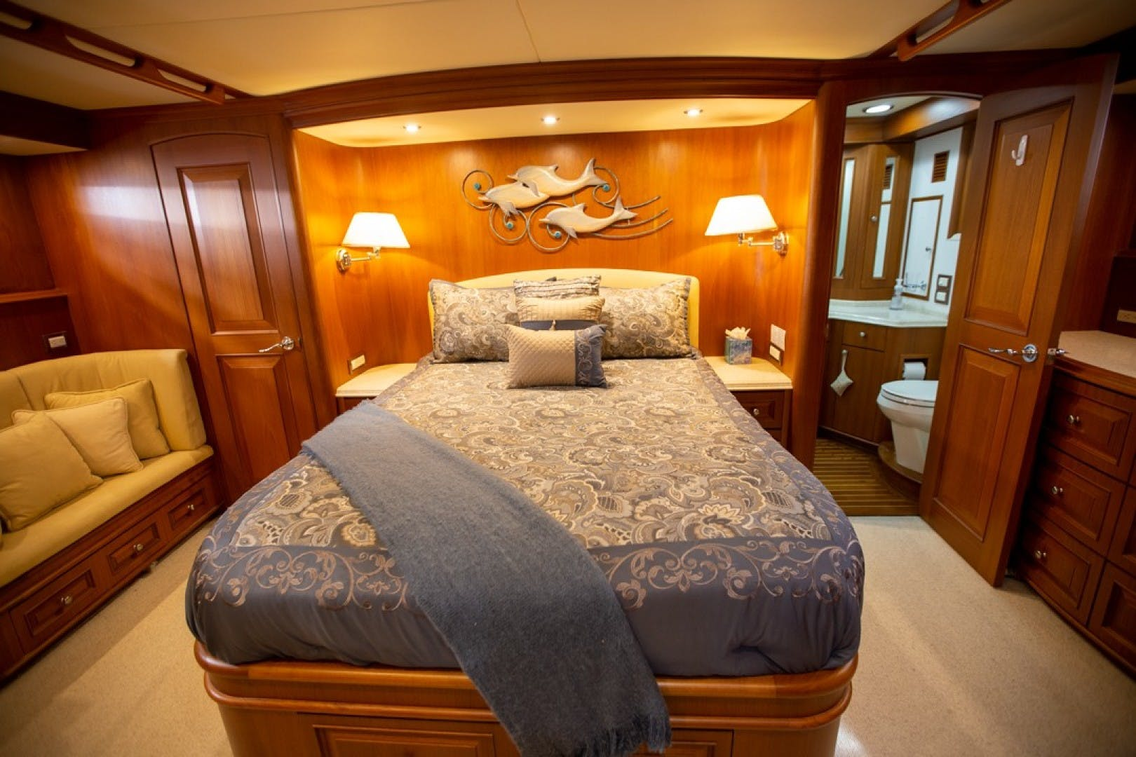 2002 Grand Banks 64' 64 Aleutian RP Name Reserved   Picture 6 of 67