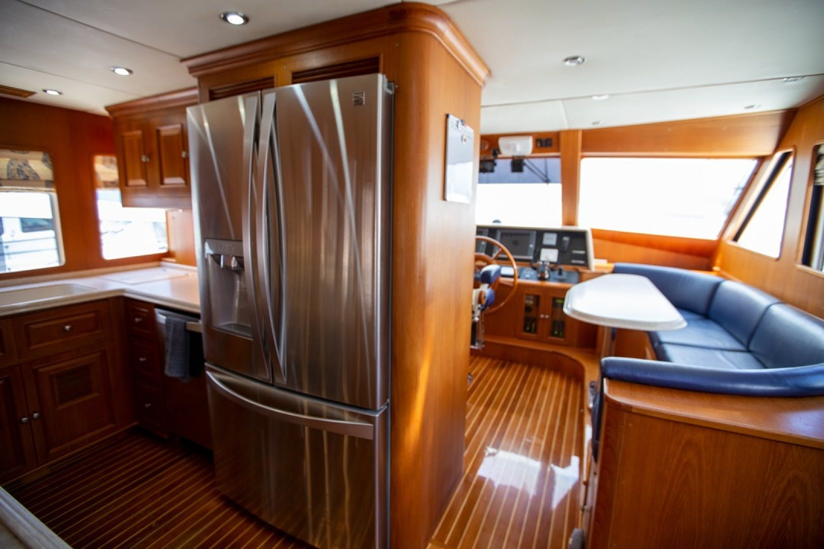2002 Grand Banks 64' 64 Aleutian RP Name Reserved   Picture 1 of 67