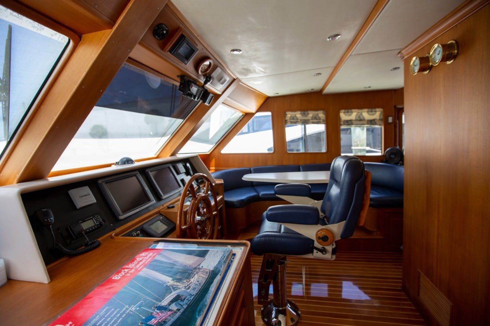 2002 Grand Banks 64' 64 Aleutian RP Name Reserved   Picture 5 of 67