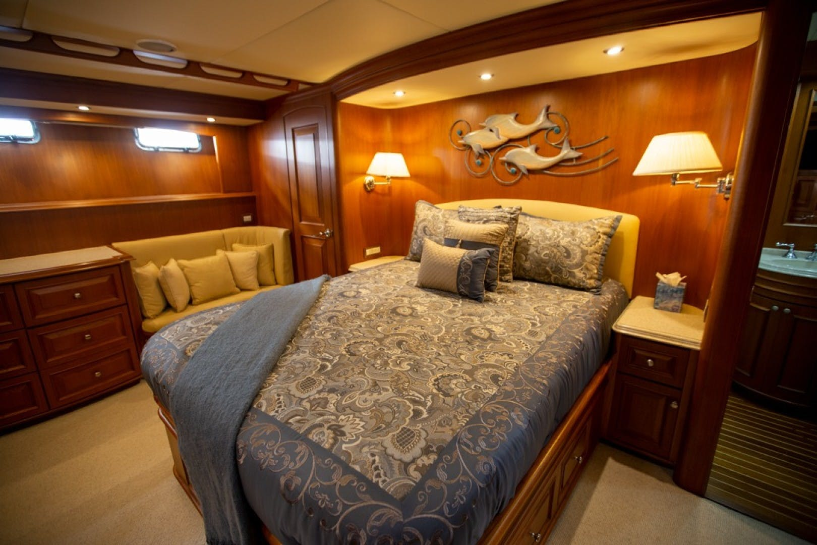 2002 Grand Banks 64' 64 Aleutian RP Name Reserved   Picture 7 of 67