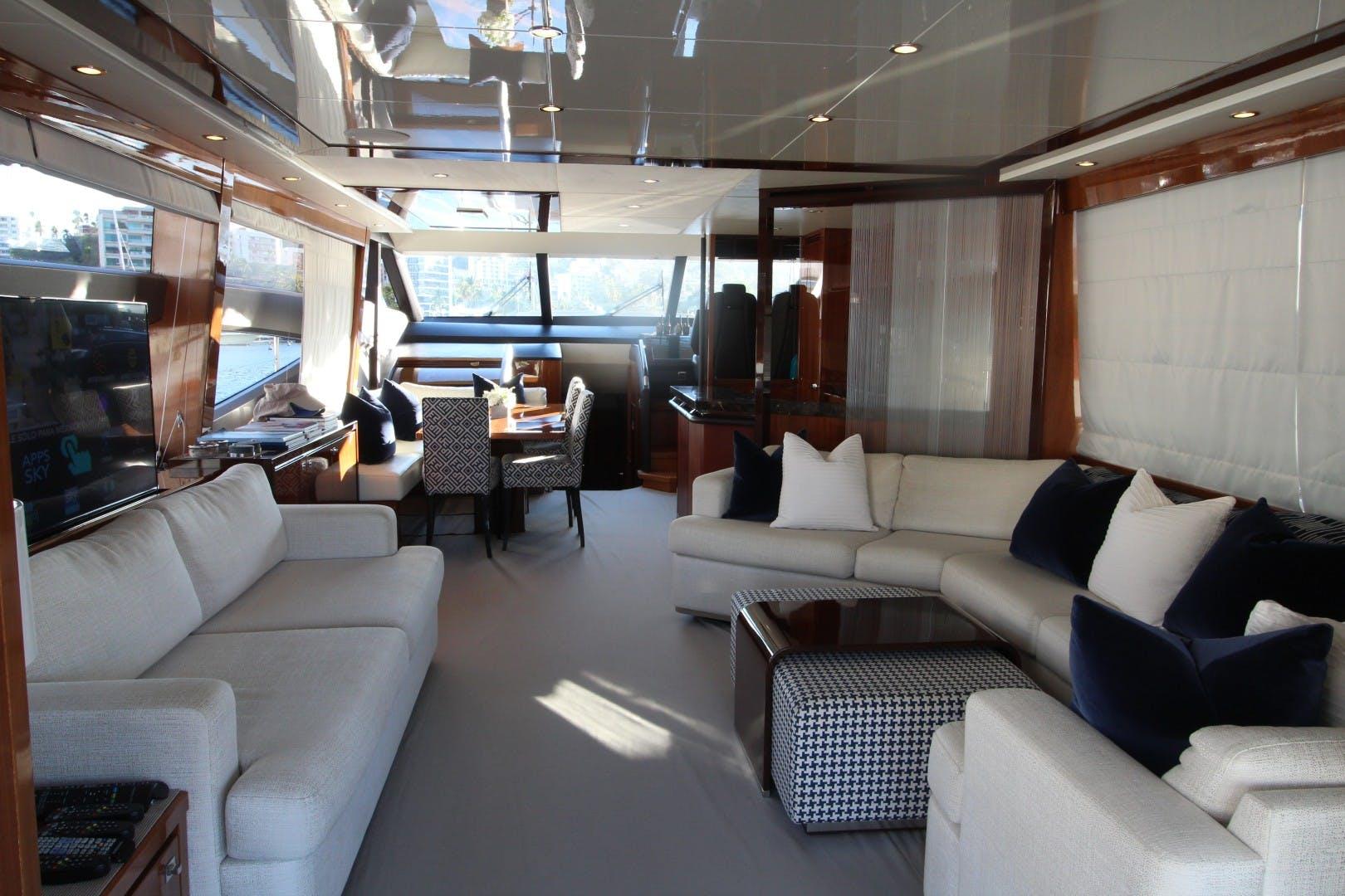 2014 Princess Yachts 72'  PISCHOS III | Picture 8 of 19