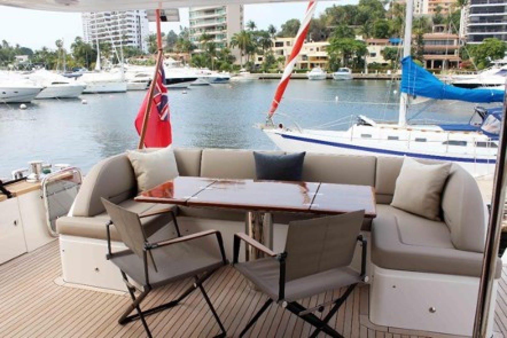 2014 Princess Yachts 72'  PISCHOS III | Picture 2 of 19