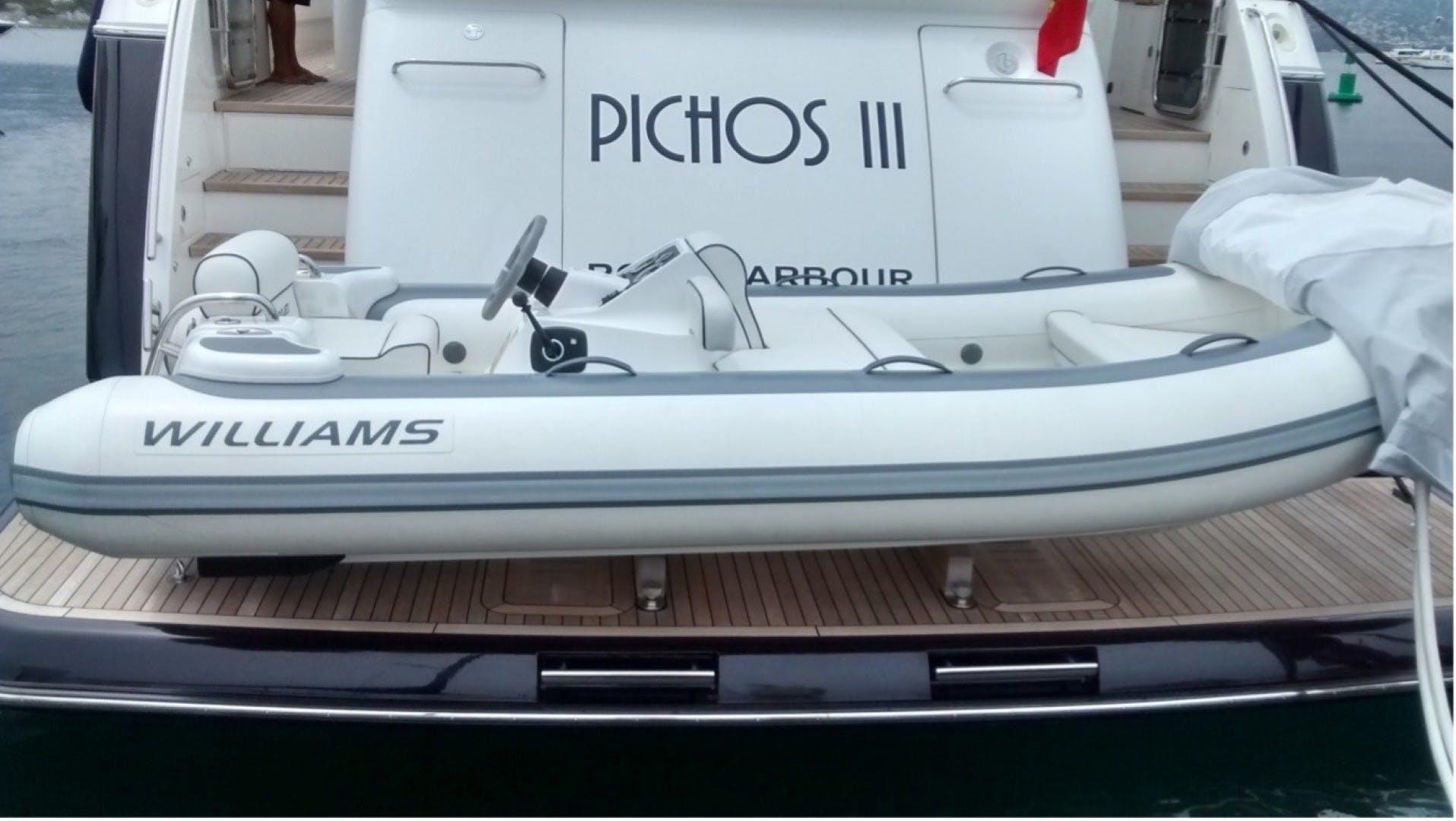 2014 Princess Yachts 72'  PISCHOS III | Picture 1 of 19
