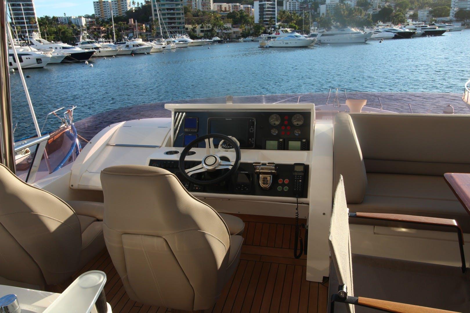 2014 Princess Yachts 72'  PISCHOS III | Picture 3 of 19