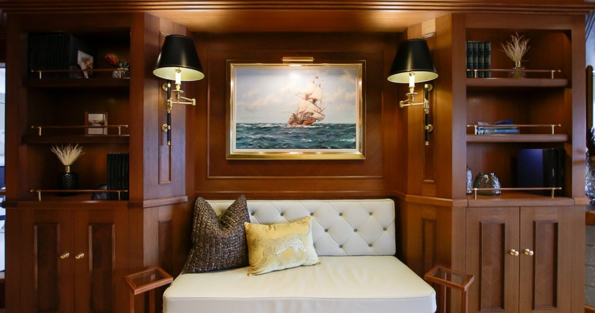 2005 Feadship 198'  BLUE MOON   Picture 4 of 84