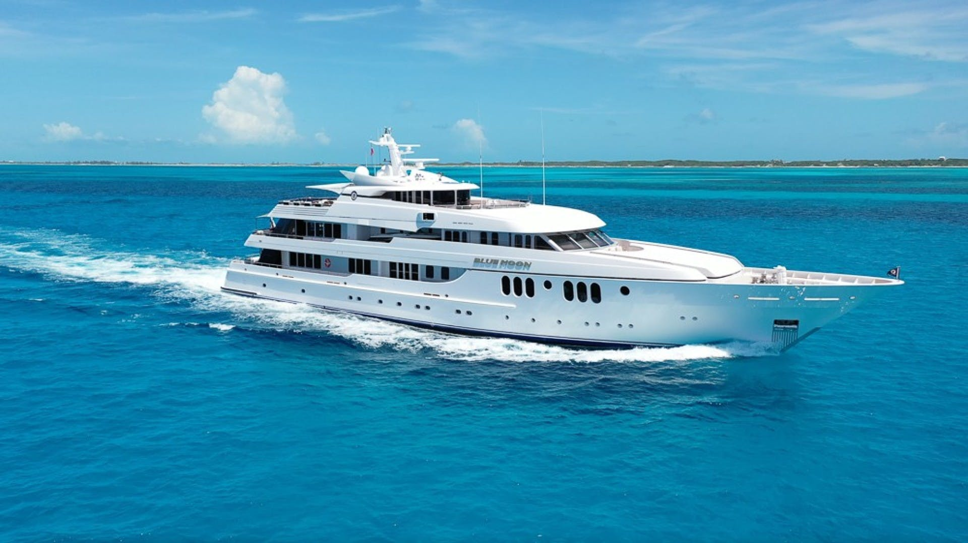 2005 Feadship 198'  BLUE MOON   Picture 1 of 84