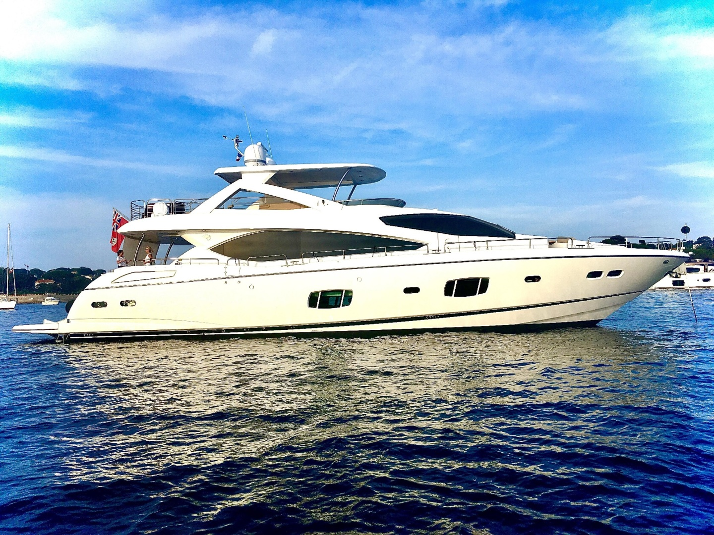 """2010 Sunseeker 88'  """"Splashed Out"""""""