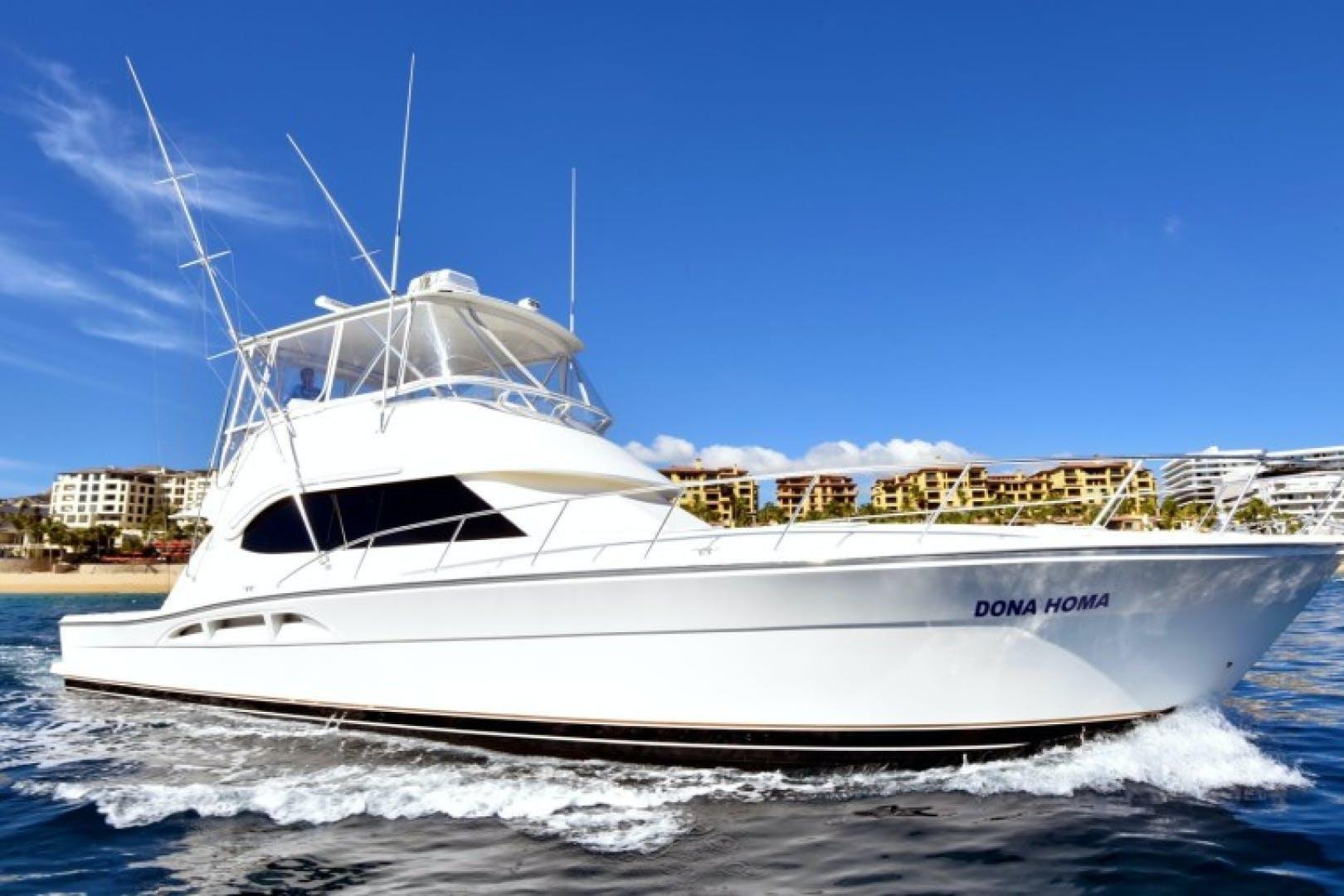 2005 Riviera 51' 51 Convertible Dona Homa  | Picture 1 of 36