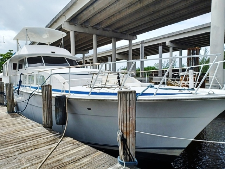 1977 Bertram 71' 71 Motor Yacht